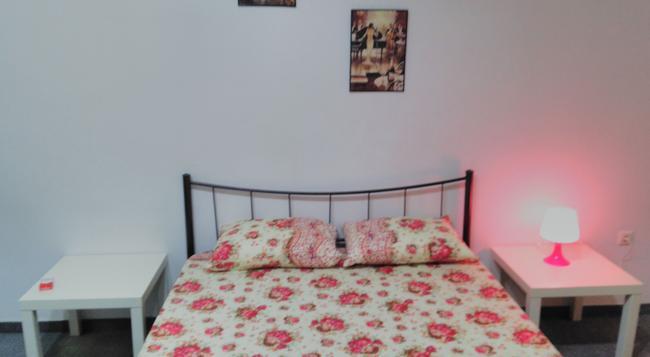 The Viktoria Inn - Athens - Bedroom
