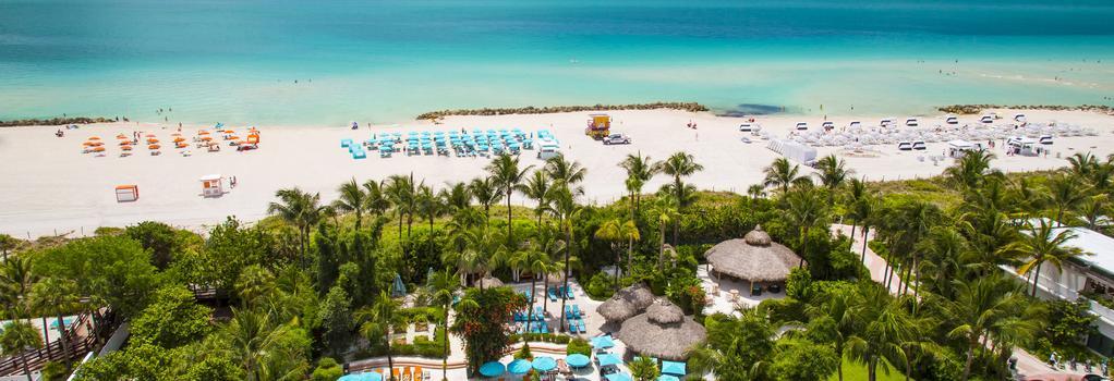 The Palms Hotel & Spa - Miami Beach - Building
