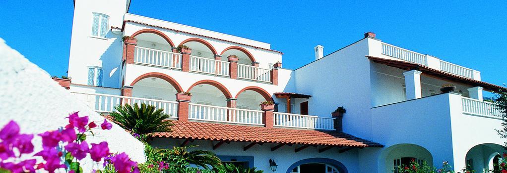 Hotel La Scogliera - Forio - Building