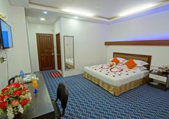 Perfect Hotel - Mandalay - Bedroom