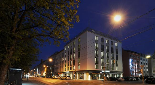 VI Vadi Hotel Bayer 89 - Munich - Building