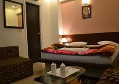 Hotel Port View - New Delhi - Bedroom