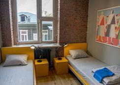 Hovel Hostel - Krasnoyarsk - Bedroom