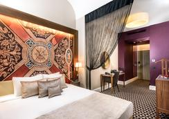 Hotel Moments Budapest - Budapest - Bedroom