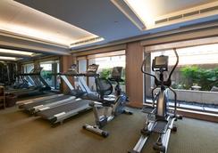 Park Taipei Hotel - Taipei - Gym