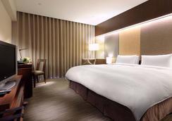 Park Taipei Hotel - Taipei - Bedroom