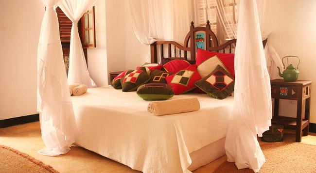 The Swahili House - Zanzibar - Bedroom