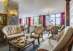 Hôtel Les Arolles - Les Allues - Lounge