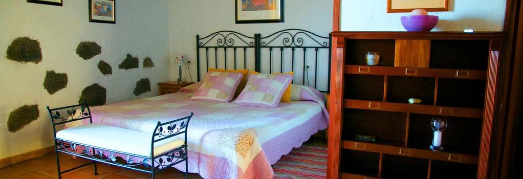 Hotel Rural La Correa - Arona - Bedroom