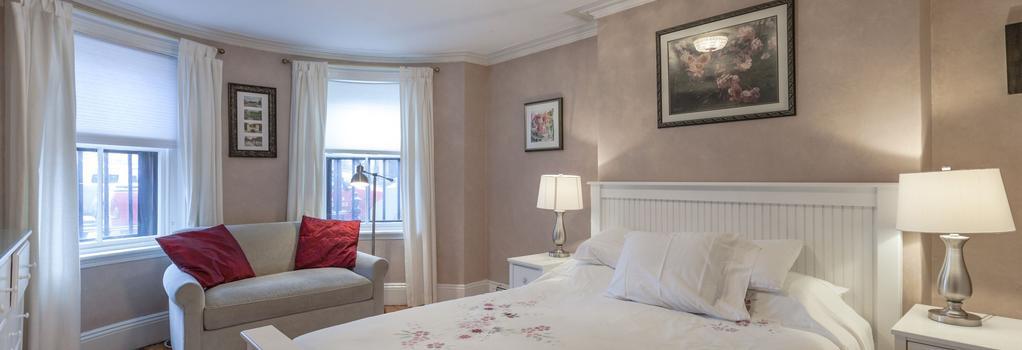 Aisling - Boston - Bedroom