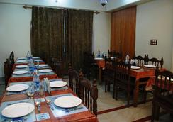 Hotel Shaneel Residency - Srinagar - Restaurant