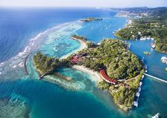Fantasy Island Beach Resort - Coxen Hole - Beach