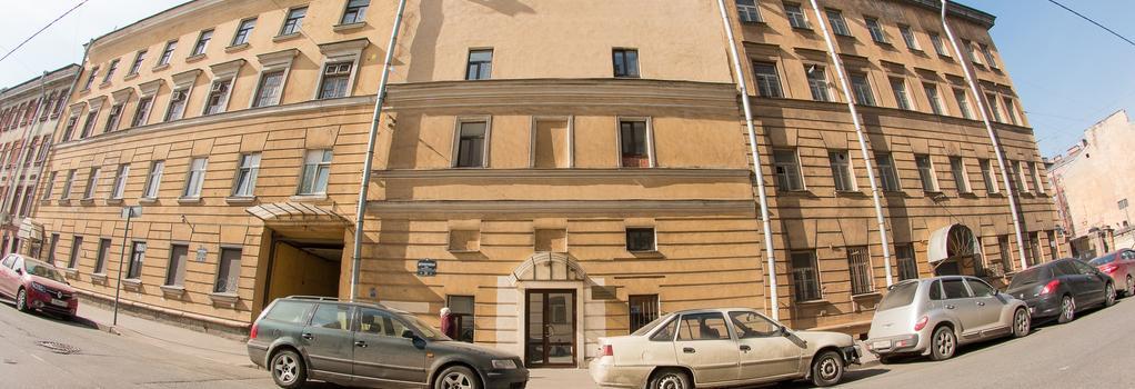 Guest House Spirit House - Saint Petersburg - Building