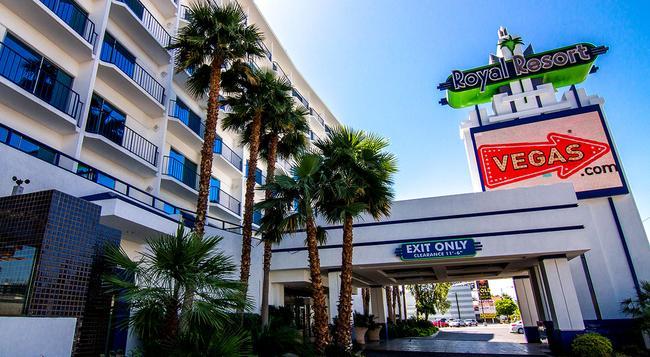 Royal Resort - Las Vegas - Building