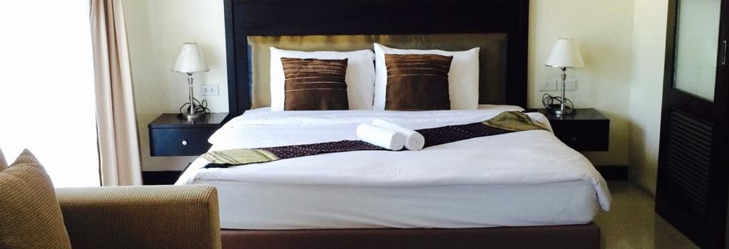 Enjoy's Beach House Karon - Karon - Bedroom