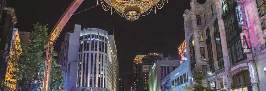 Wyndham Cleveland at Playhouse Square - Cleveland - Building