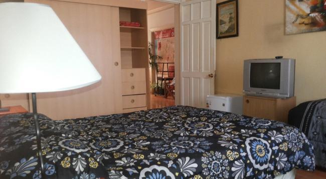 Hostal Nonna - La Serena - Bedroom