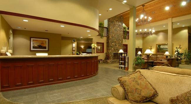 Forest Suites Resort - South Lake Tahoe - Lobby