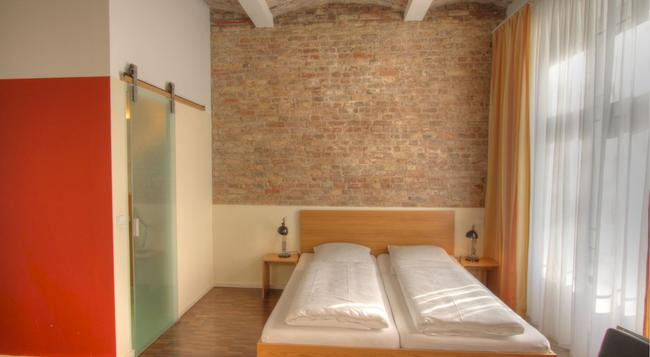 Hotel Johann - Berlin - Bedroom