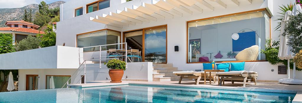 Hotel Villa Mahal - Adults Only - Kalkan - Building