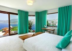 Hotel Villa Mahal - Adults Only - Kalkan - Bedroom