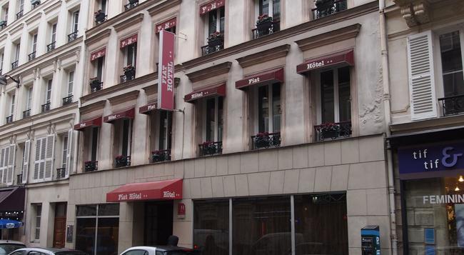Hotel Fiat - Paris - Building