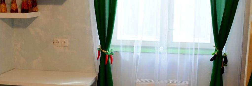 ROOF hostel Astrahanʹ - Astrakhan - Bedroom
