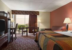 Howard Johnson Inn - Oklahoma City - Oklahoma City - Bedroom