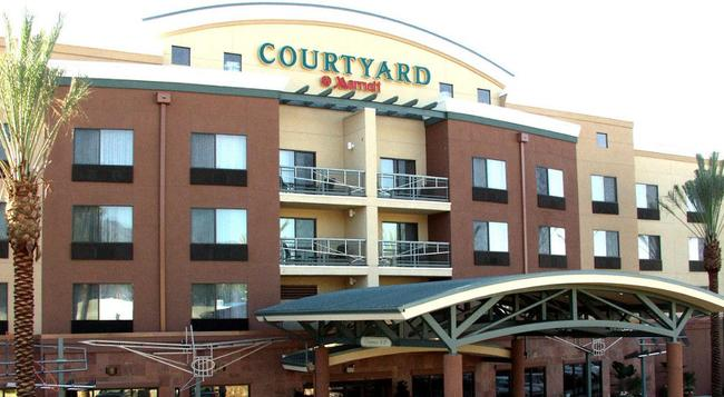 Courtyard by Marriott Los Angeles Burbank Airport - Burbank - Building