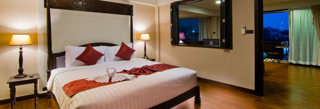 Baan Wanglang Riverside - Bangkok - Bedroom
