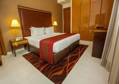 Xclusive Hotel Apartments - Dubai - Bedroom