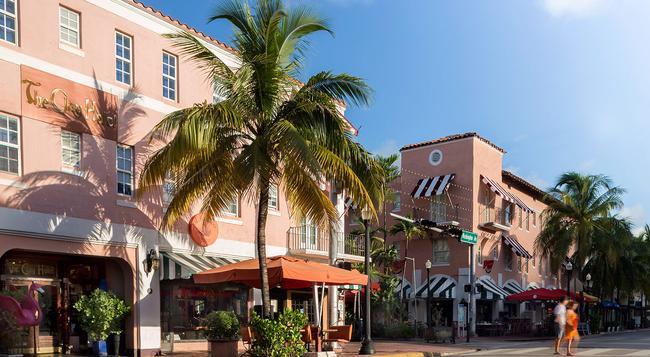 The Clay Hotel - Miami Beach - Building