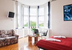 Hotel Bellevue am Kurfürstendamm - Berlin - Bedroom