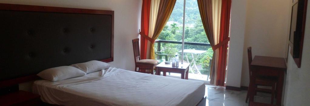The Kandyan - Kandy - Bedroom