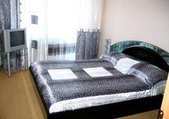 Druzhba Hotel - Kharkiv - Bedroom