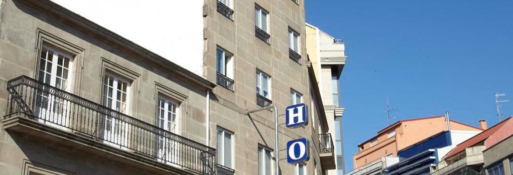 Hotel Panton - Vigo - Building