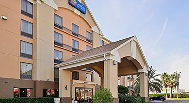 Comfort Inn Southwest Fwy at Westpark - Houston - Building