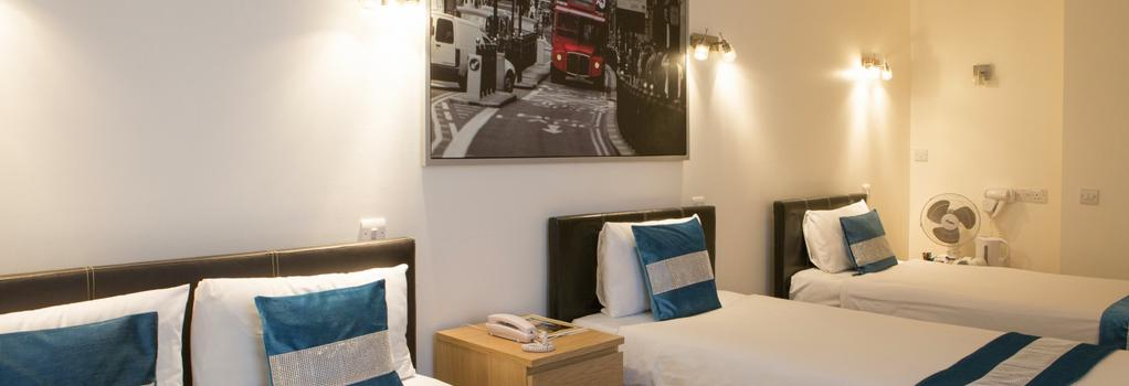 Westpoint Hotel - London - Bedroom