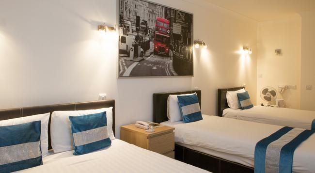 Westpoint Hotel - London - Bedroom