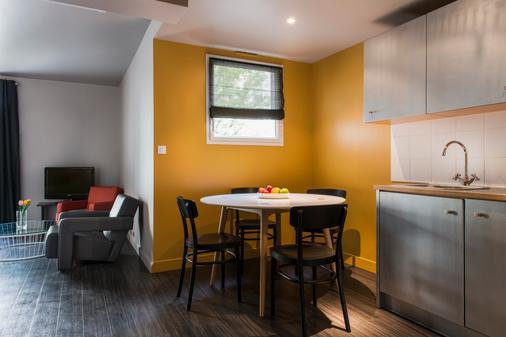 Villa Daubenton - Paris - Living room