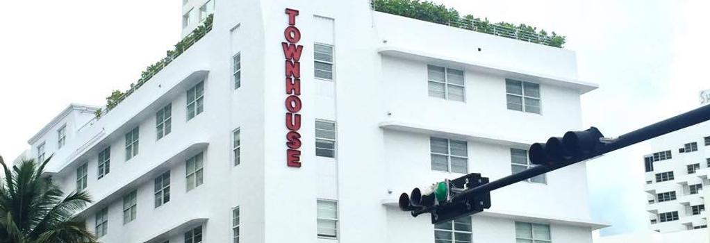 Townhouse Hotel Miami Beach - Miami Beach - Building