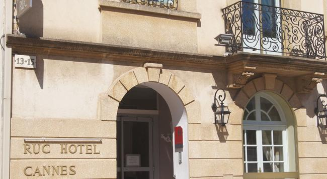 Ruc Hotel Cannes - Cannes - Building