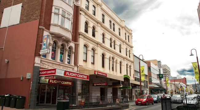 The Backpackers Imperial Hotel - Hostel - Hobart - Building