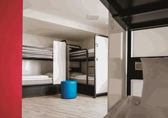 Generator Hostel Hamburg - Hamburg - Bedroom