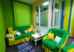 Hostel Teplo - Saint Petersburg - Lounge