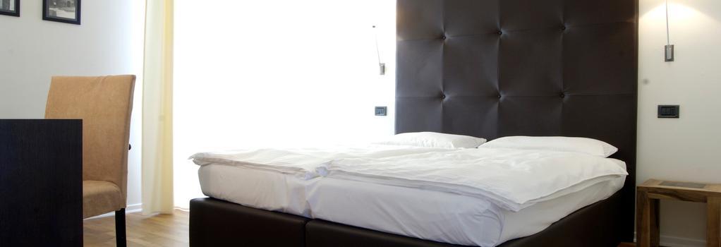 Hotel Meridiana - Malcesine - Bedroom