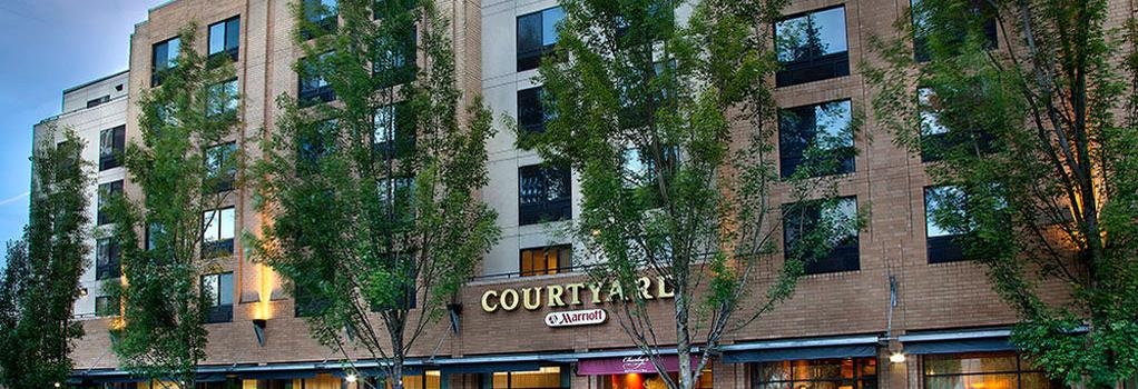 Courtyard by Marriott Portland City Center - Portland - Building