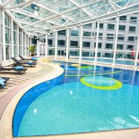 Regal Airport Hotel Indoor Pool