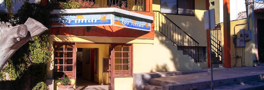 Hotel Lorimar - La Paz - Building