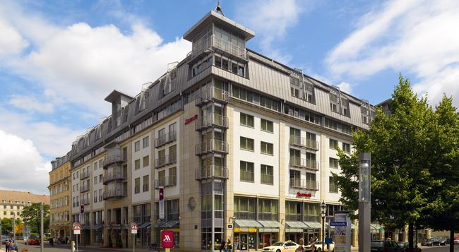 Leipzig Marriott Hotel - Leipzig - Building